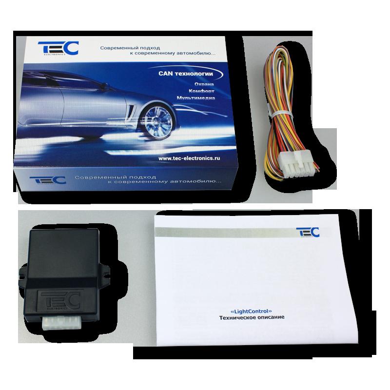 TEC electronics LightControl - управление светодиодной подсветкой
