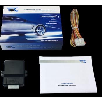 LightControl - управление светодиодной подсветкой